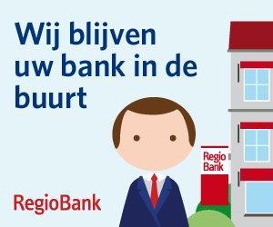 RegioBank: Wij blijven in Lichtenvoorde!